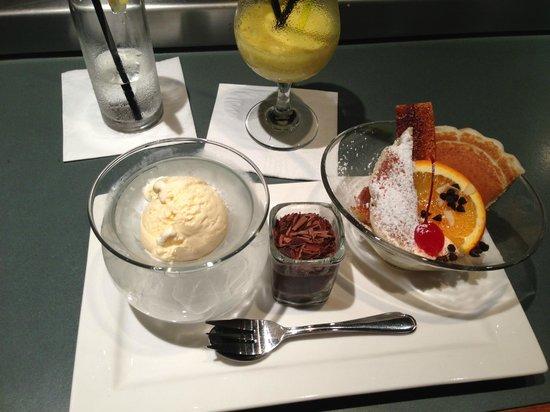 "Hatsuhana Japanese Restaurant: The ""To Die For Dessert"" - a must have when visiting Sea World Resort's Japanese Restaurant!!!"