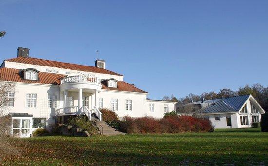 Rimforsa, Suecia: Herrgården och Liljeholmen Matsal