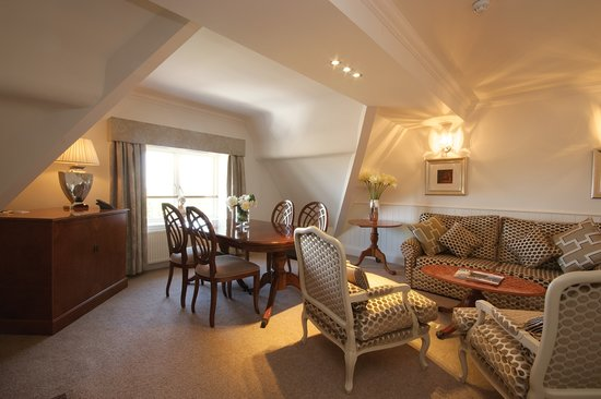Alderley Edge Hotel: Arley Suite