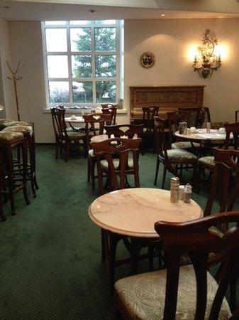 Hotel Mozart Rorschach: restaurant
