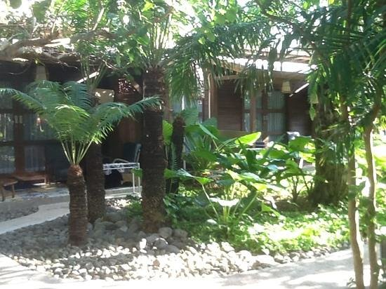 Nyima Budget Inn: bungalows
