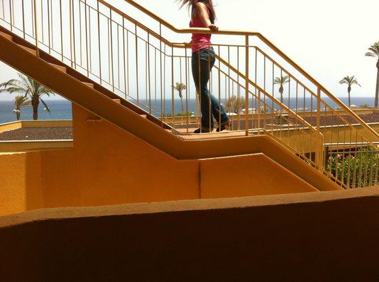 SBH Club Paraiso Playa: Notre magnifique vue !