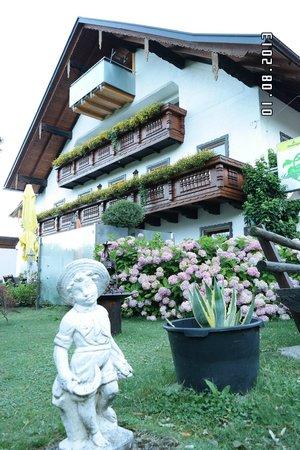 A quaint hotel at Pension Irlingerhof