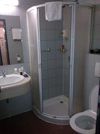 City Hotel Ring : Bagno