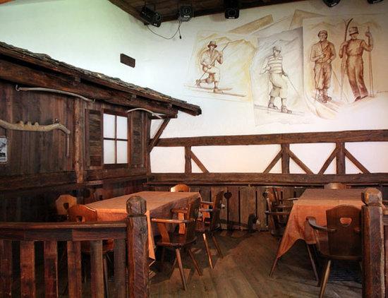 Daniel Ristorante Pizzeria Pub: Dipinto di Giorgio Conta