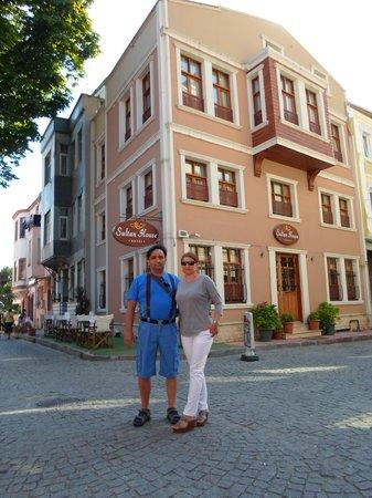 Hotel Sultan House: Gute Erinnerung an das Hotel  :-)