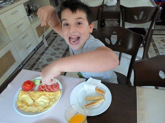 Hotel Sultan House: Scheint zu schmecken!