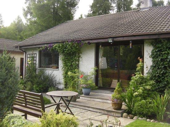 An Darach Bed & Breakfast : An Darach rear garden