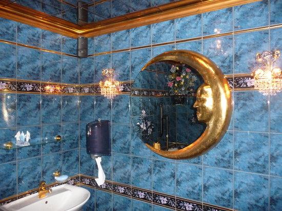 Pub Trapper In: Toilet room