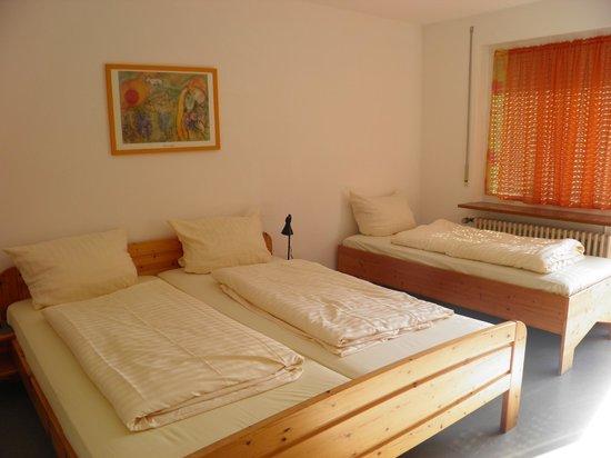 Gasthof-Hotel Zum Rebstock : Chambre