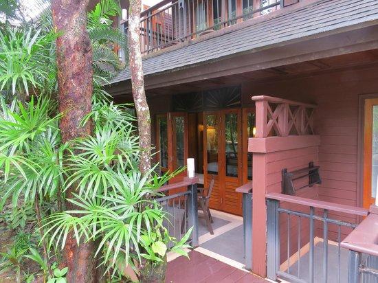 Khaolak Merlin Resort: Our pool access room