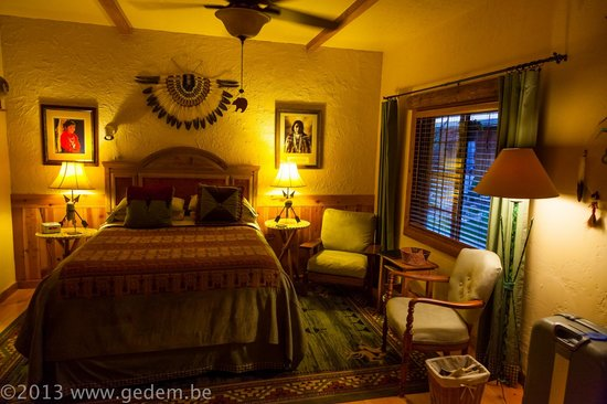 Grand Canyon Bed and Breakfast: Kamer