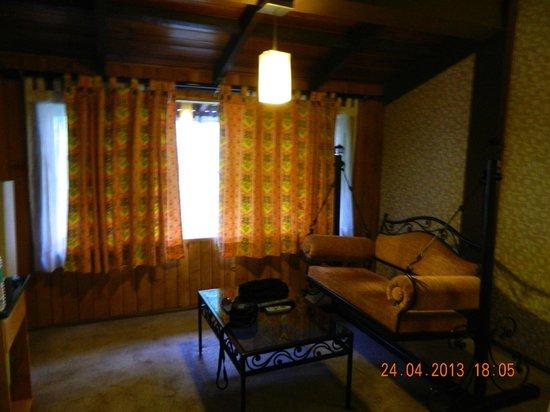 Honeymoon Inn Manali: The room