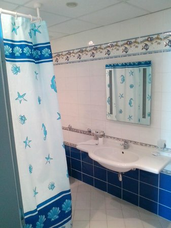 MPM Hotel Arsena: bathroom 2