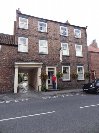 Thirsk, UK : Kirkgate B&B
