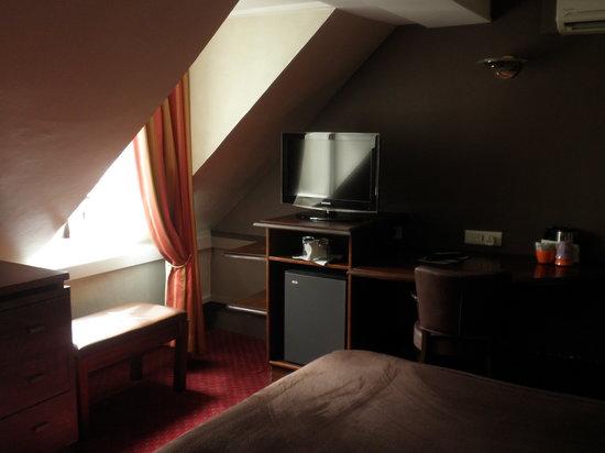 โรงแรมคอนคอเทล: Room view