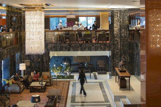 Clipper Lounge - Mandarin Oriental, Hong Kong