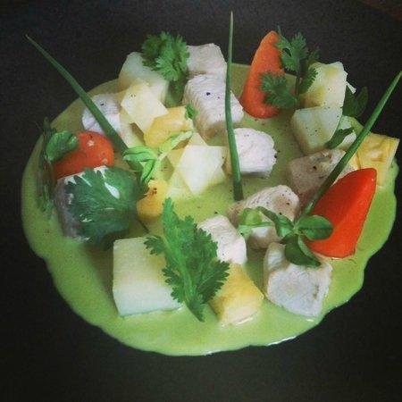 Delicat & Sens: Green Cury