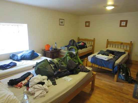 Bluebell Camping Barn: Slaapkamer
