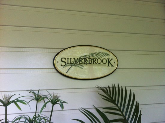 Myers Creek Cascades: SilverBrrok cottage - our choice