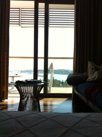 Vouliagmeni Suites: spacious with a great view
