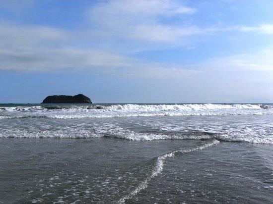 Falls Resort at Manuel Antonio : Playa cerca del hotel