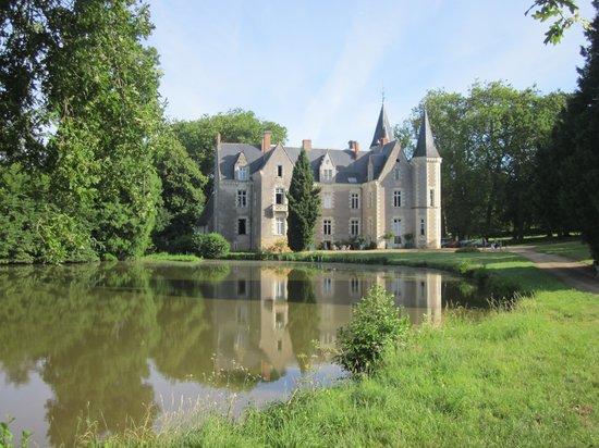 Chateau de Montriou : Schloss Montriou