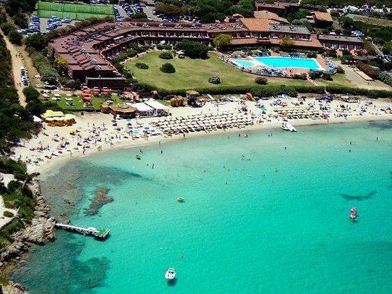Hotel Nuraghe: Residence Nuraghe -Spiaggia Ira