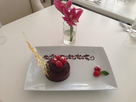 Gossip Art Cafe : Marquise au chocolat
