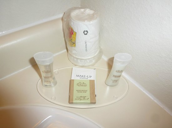 Super 8 Gardiner/Yellowstone Park Area: toiletries