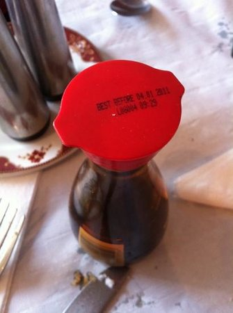Good Luck: out of date? it's 2013