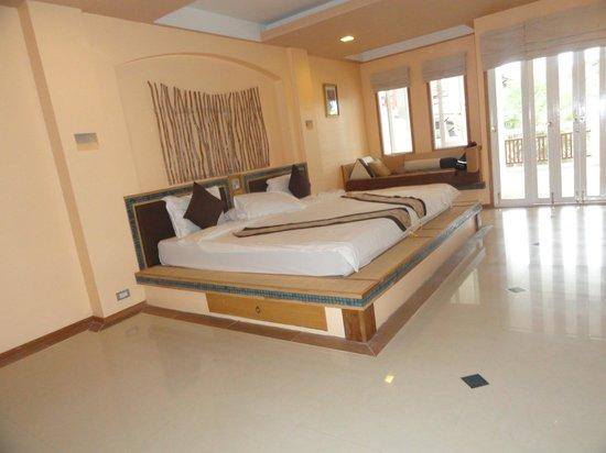 Koh Tao Montra Resort & Spa: the room
