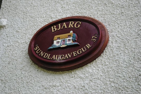 Laugabjarg Guesthouse : The original Bjarg