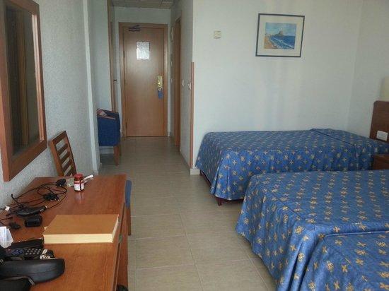 Hotel Marconi: Habitación 404