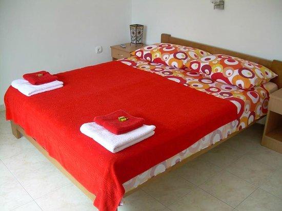 Apartments Bonazza - Tivat: Red studio's room