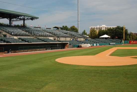 Joseph P. Riley, Jr. Park : Lo stadio
