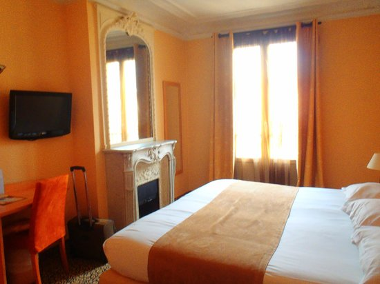 Hotel Palym: Double room with balcony