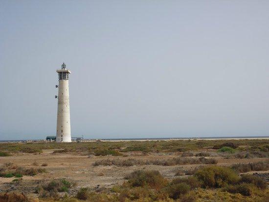 Faro de Jandia: Faro de Playa Jandia