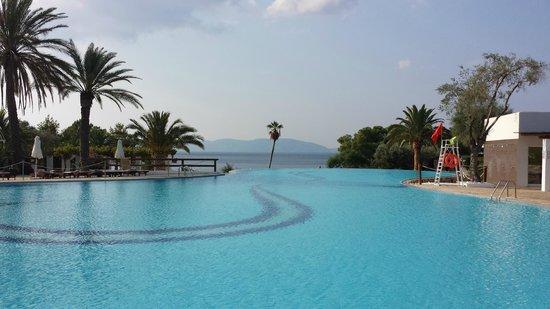 Barcelo Hydra Beach Resort : Piscina