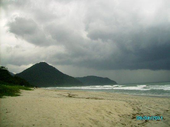 Itamambuca Beach: Praia