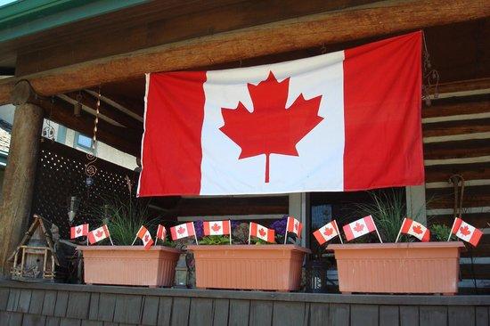 Bear's Den: Canada Day