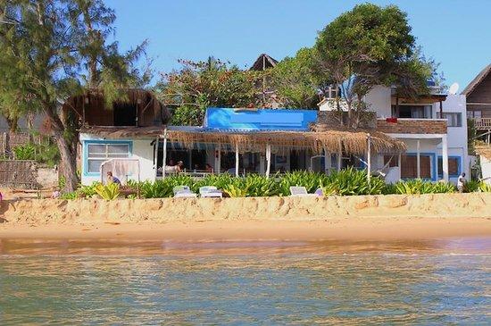 Casa na Praia Tofo: Hotel & Ground