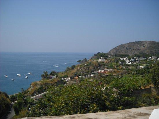 Romantica Resort & Spa: panorama terrazzi