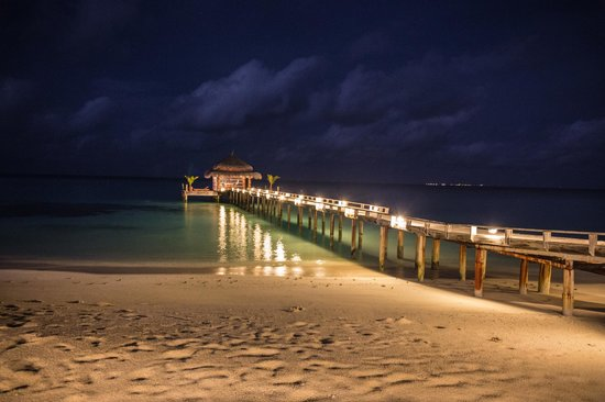 Kuramathi Island Resort : Laguna Bar