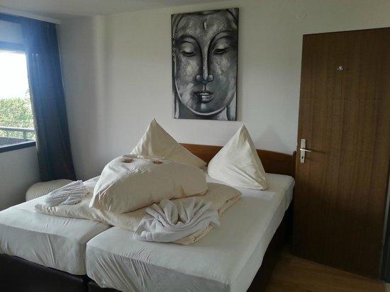 Hotel Alpengluehn: Camera