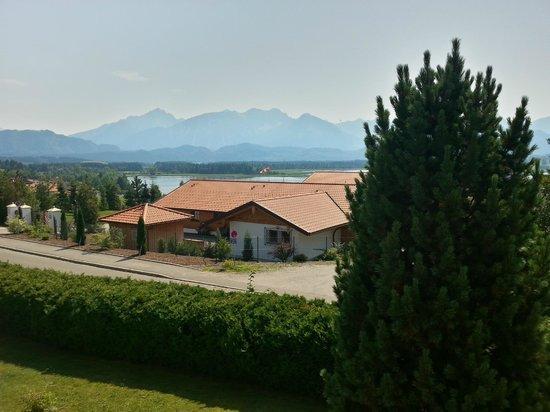 Hotel Alpengluehn: Panorama