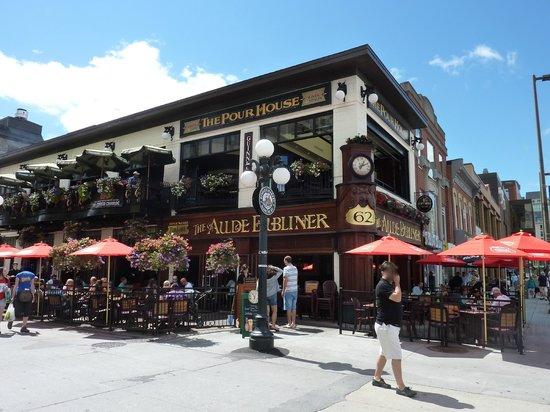 Aulde Dubliner & Pour House : Aulde Dubliner, Byward Market, Ottawa