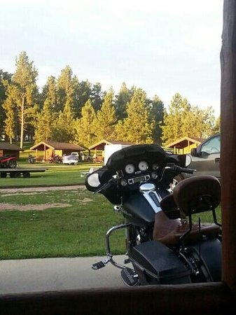 Rafter J Bar Ranch Campground: Good Morning at Rafter J Bar!