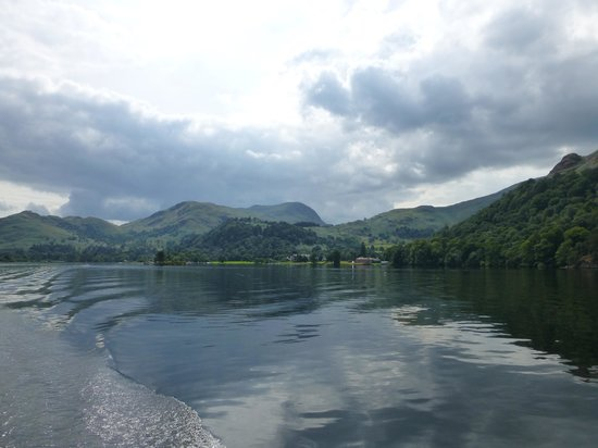 Ullswater Steamers: Another view to admire