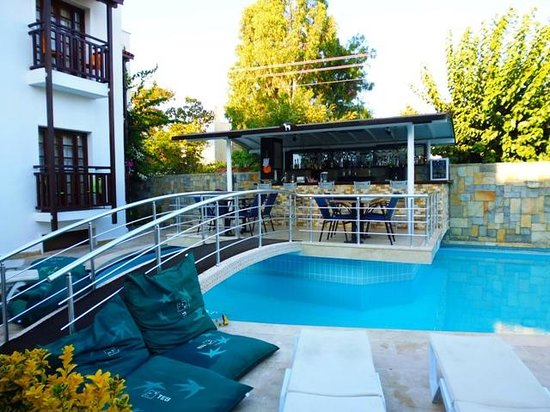Orion Hotel: Pool